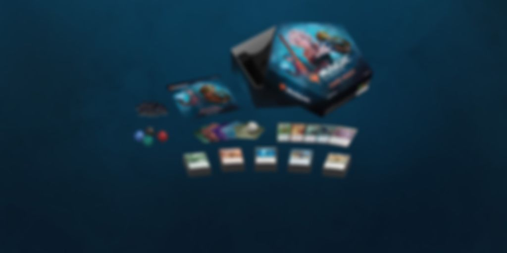 Magic Game Night 2019 components