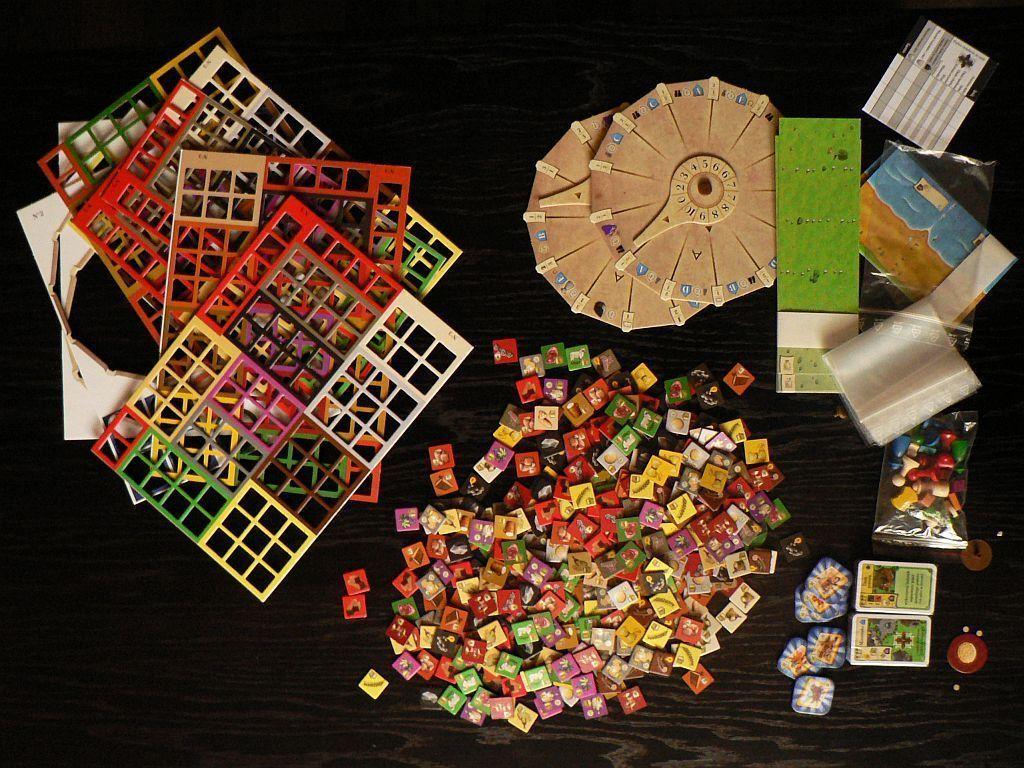 Ora et Labora components
