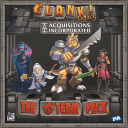 """Clank! Legacy: Acquisitions Incorporated – The """"C"""" Team Pack"""