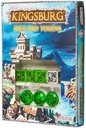 Kingsburg: Dice and Tokens (Green)
