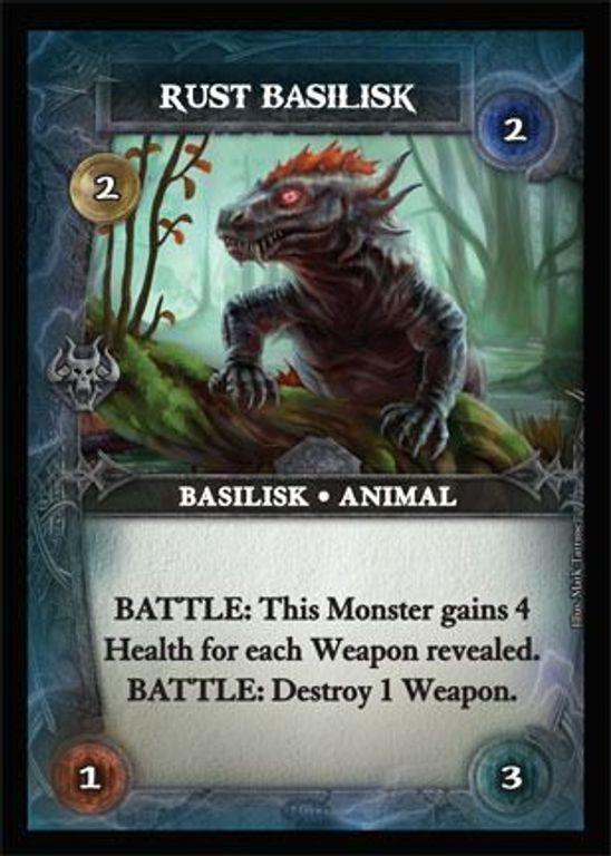 Thunderstone: Heart of Doom card