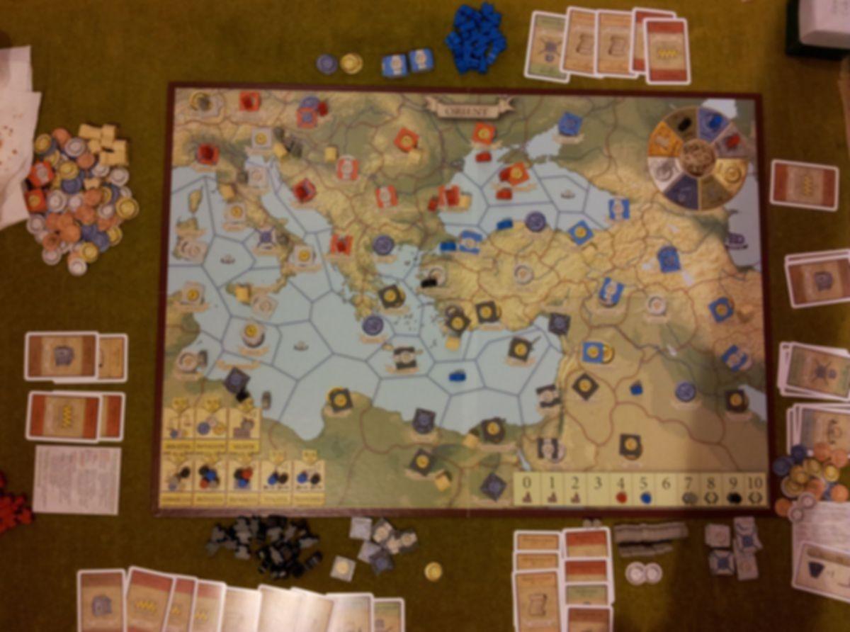Antike II gameplay