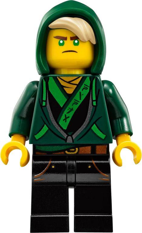 LEGO® Ninjago Lloyd minifigures