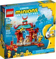 LEGO® Minions Minions Kung Fu Battle