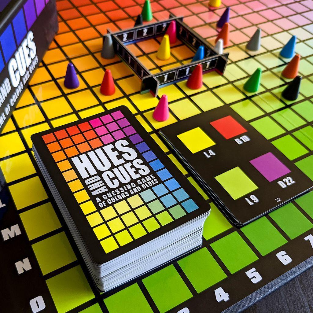 Hues and Cues gameplay