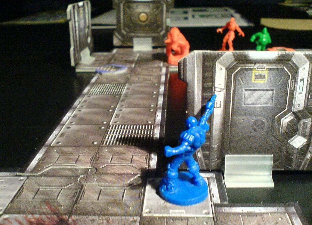 Doom: The Boardgame gameplay