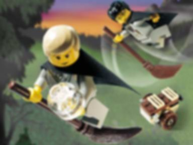 LEGO® Harry Potter™ Flying Lesson gameplay