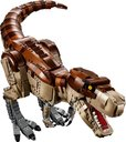 Jurassic Park: T. rex Rampage dinosaur