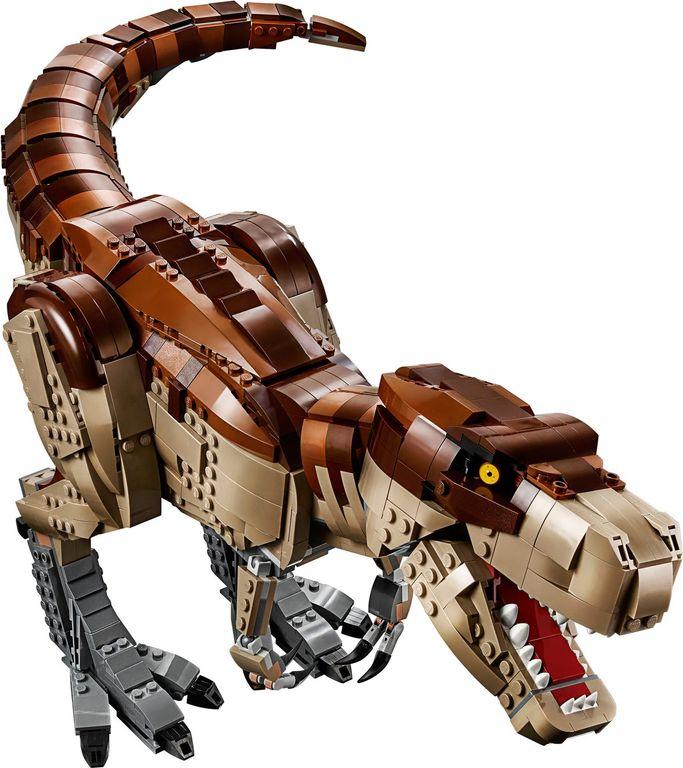 LEGO® Jurassic World Jurassic Park: T. rex Rampage dinosaur