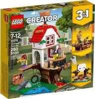 LEGO® Creator Treehouse Treasures