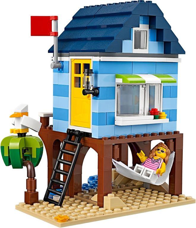 LEGO® Creator Beachside Vacation components