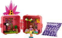 LEGO® Friends Olivia's Flamingo Cube components
