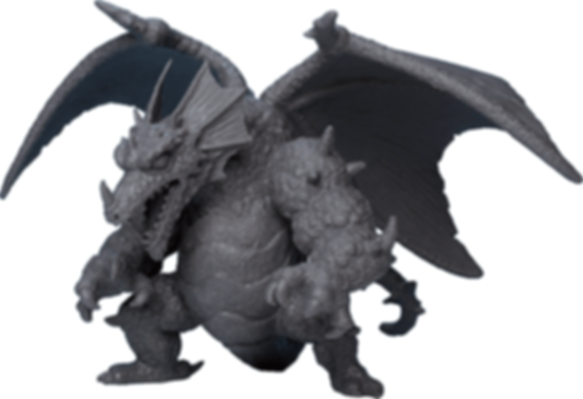 Arcadia Quest: Chaos Dragon miniature