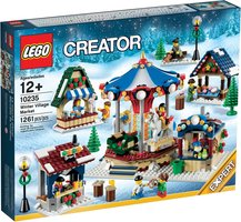 LEGO® Creator Expert Winter Village Market