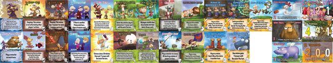 Smash Up: Munchkin cards