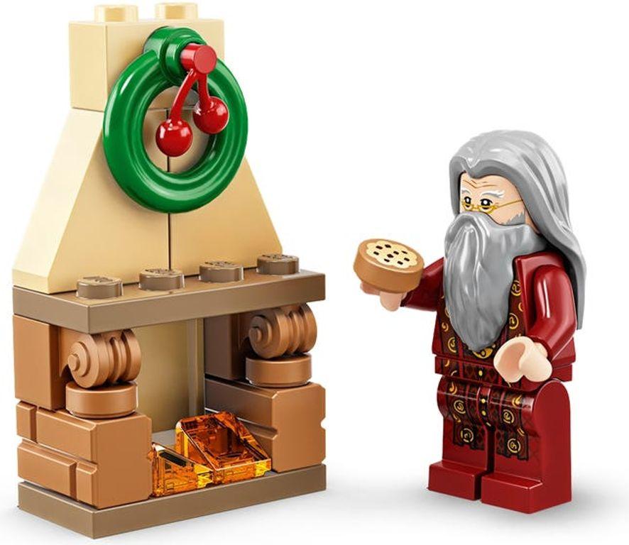 LEGO® Harry Potter™ Advent Calendar 2019 components