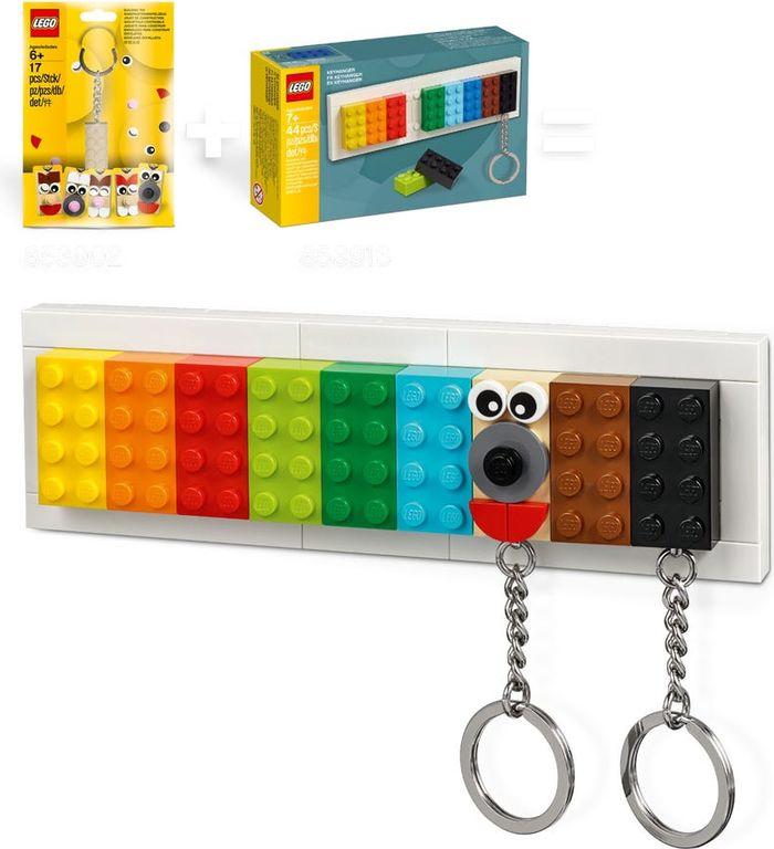 Key Hanger components