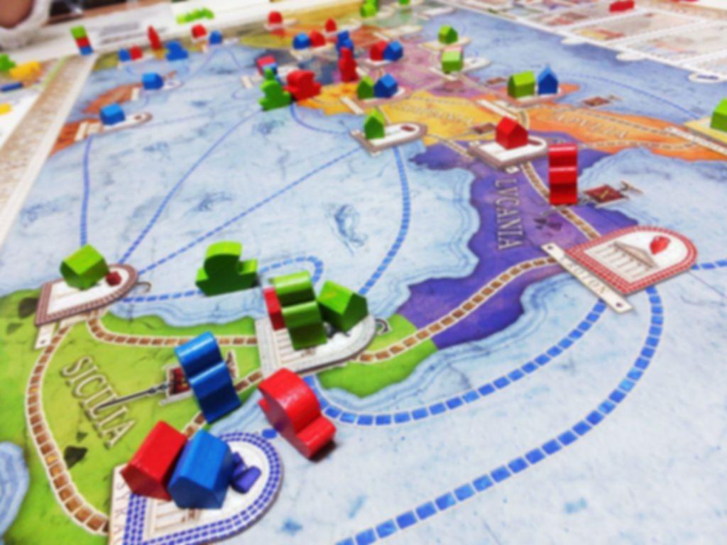 Concordia gameplay