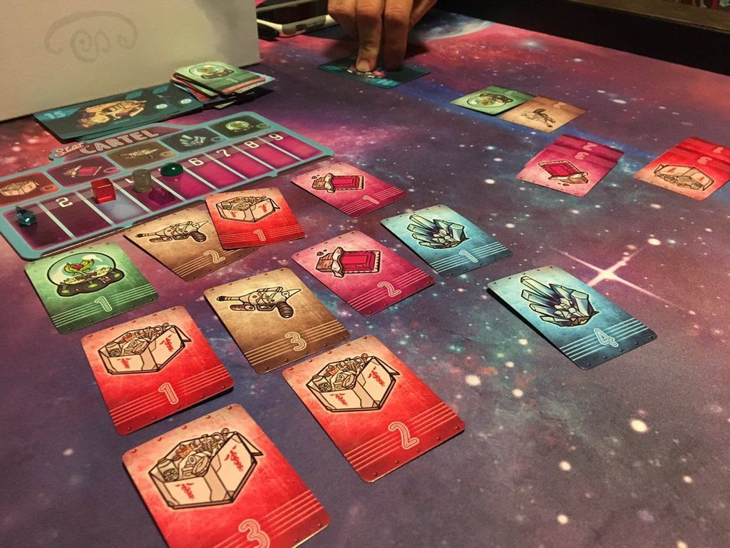 Star Cartel gameplay