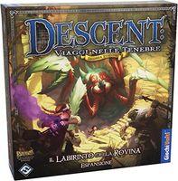 Descent: Viaggi nelle Tenebre (Seconda Edizione) - Il Labirinto della Rovina