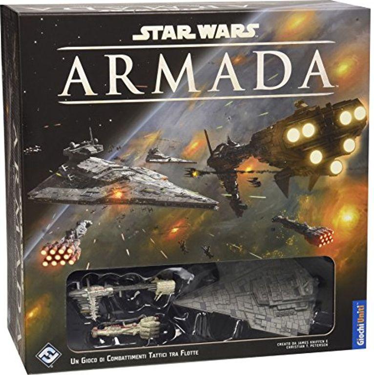 Giochi+Uniti+-+Star+Wars+Armada+Gioco+di+Combattimenti+Tattici
