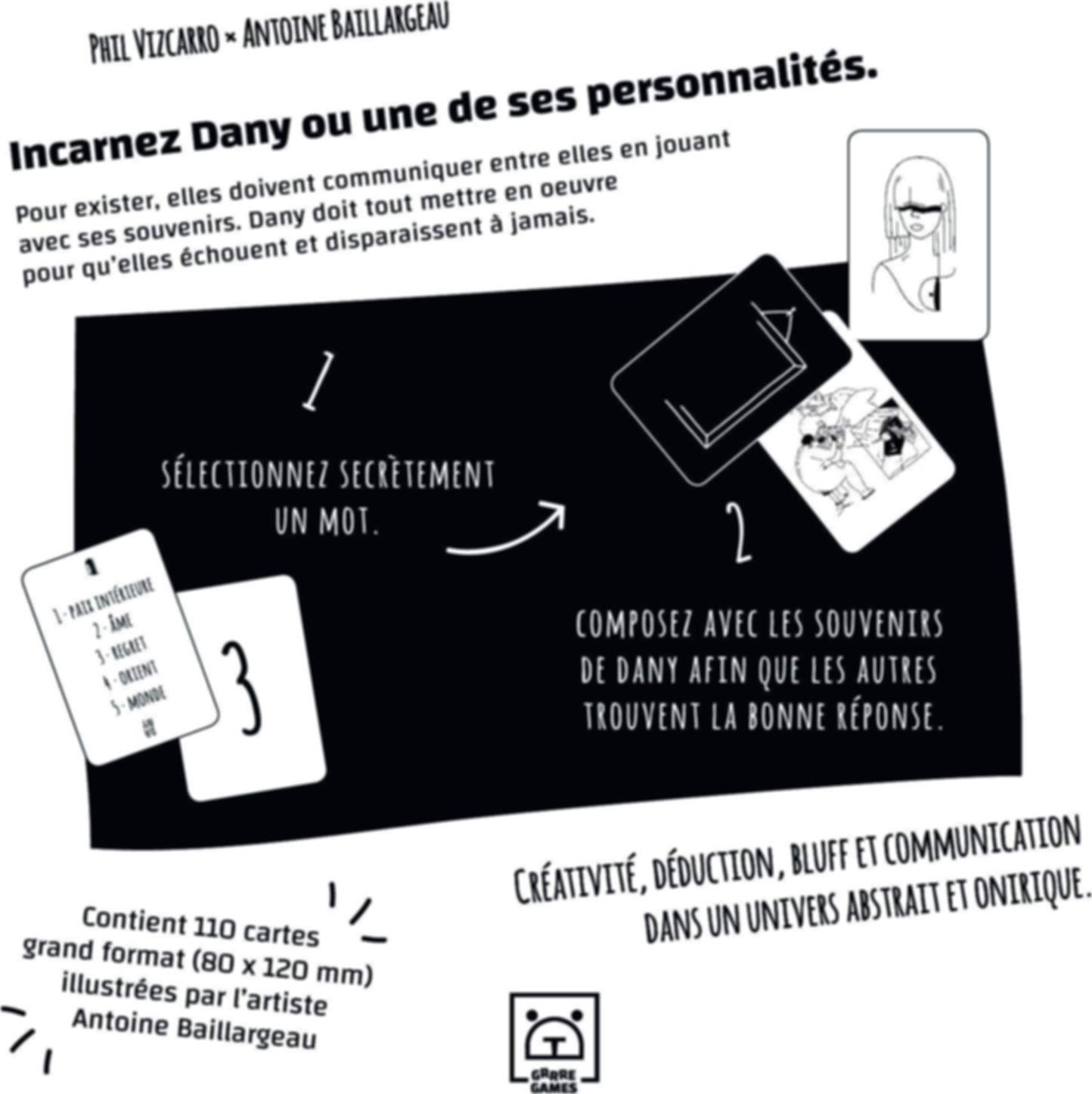 DANY manual