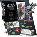 Star Wars: Legion - Tauntaun Riders Unit Expansion components