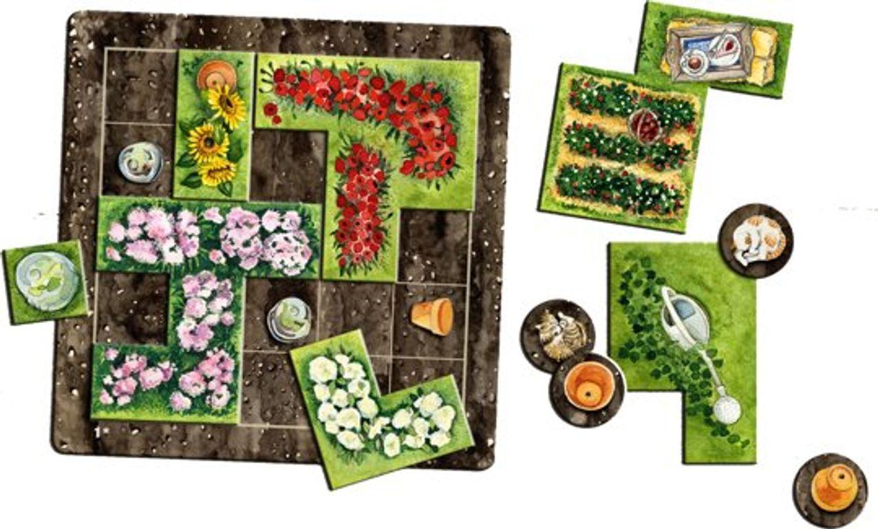 Cottage Garden components
