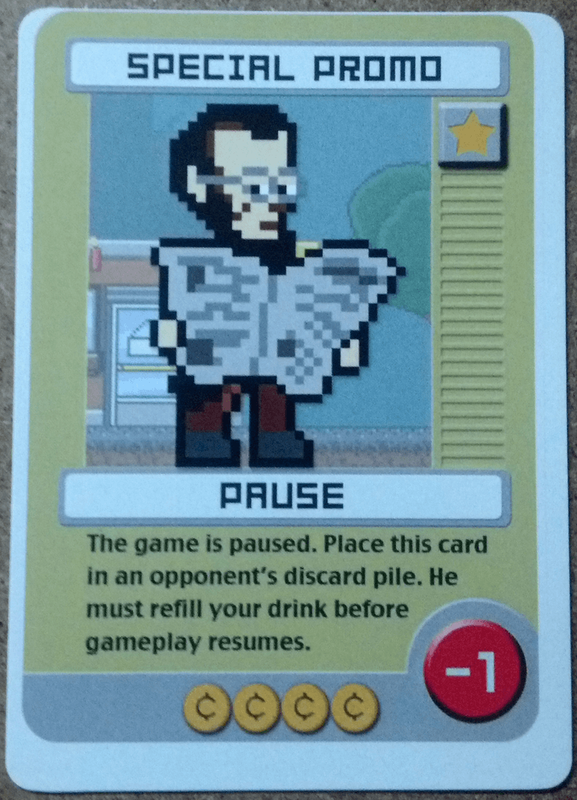 Pixel Lincoln: The Deckbuilding Game card