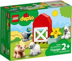 LEGO® DUPLO® Farm Animal Care