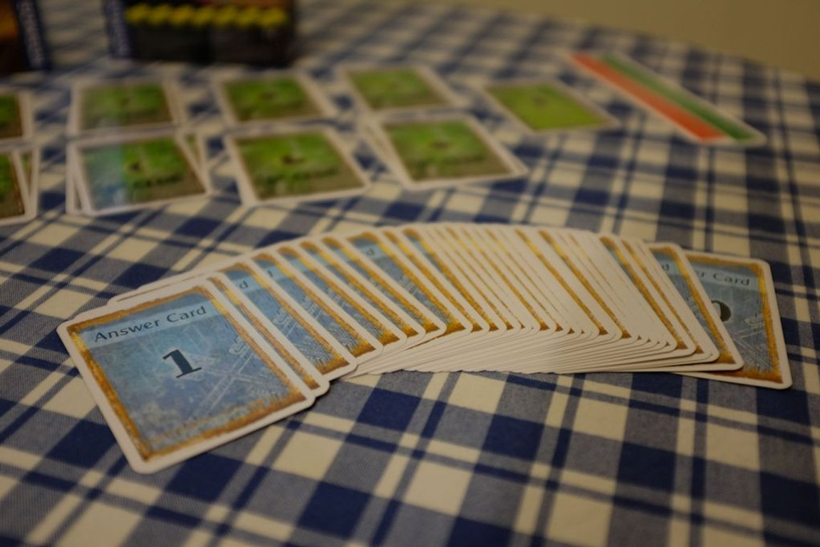 EXIT: The Game - The Pharaoh's Tomb cards