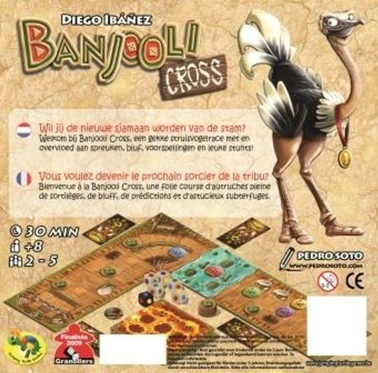 Banjooli Xeet box