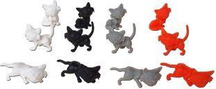 Here, Kitty, Kitty! miniatures