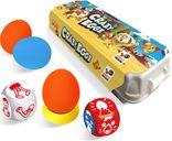 Crazy Eggz components