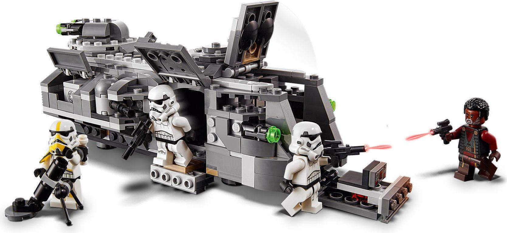 LEGO® Star Wars Imperial Armored Marauder gameplay