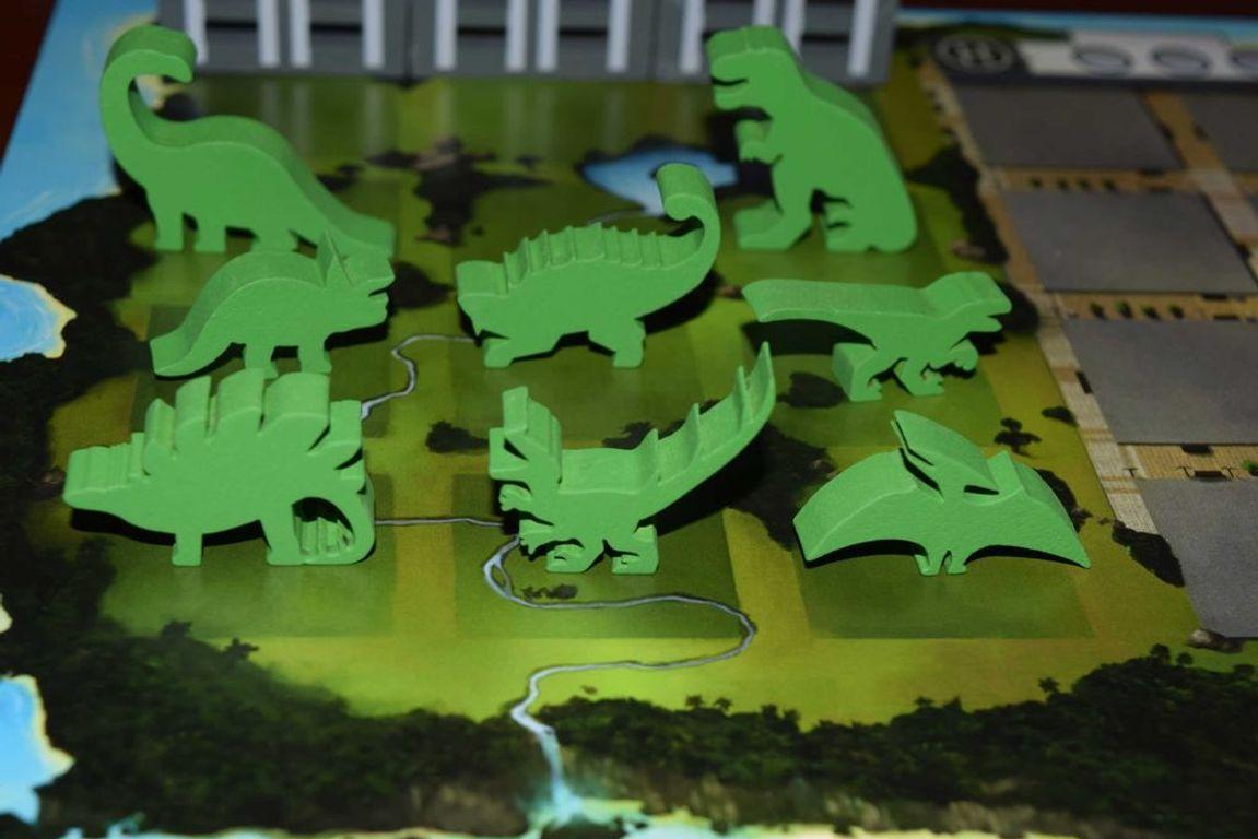 DinoGenics components