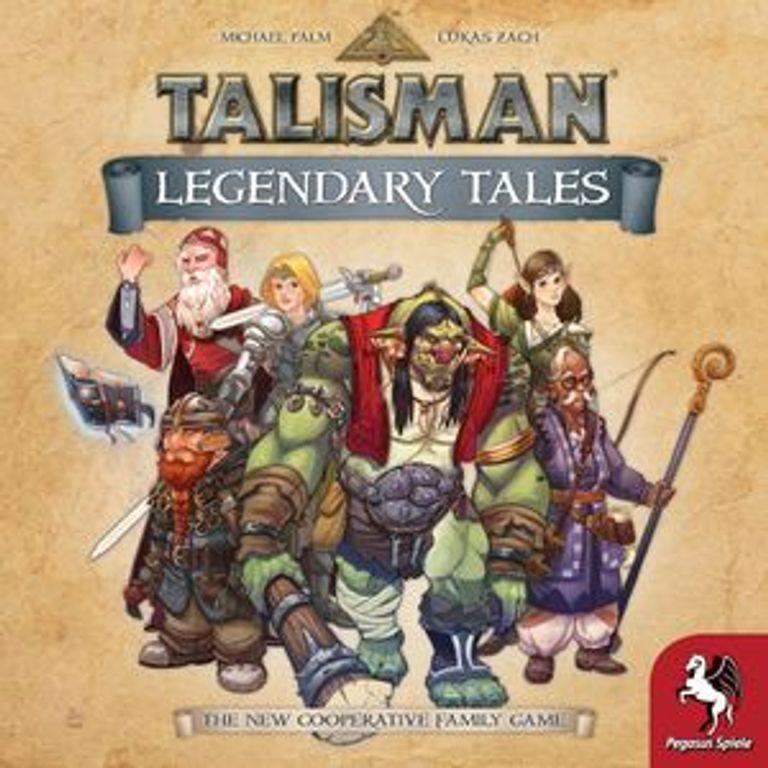 Talisman%3A+Legendary+Tales