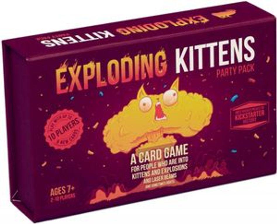 Exploding Kittens: Party Pack