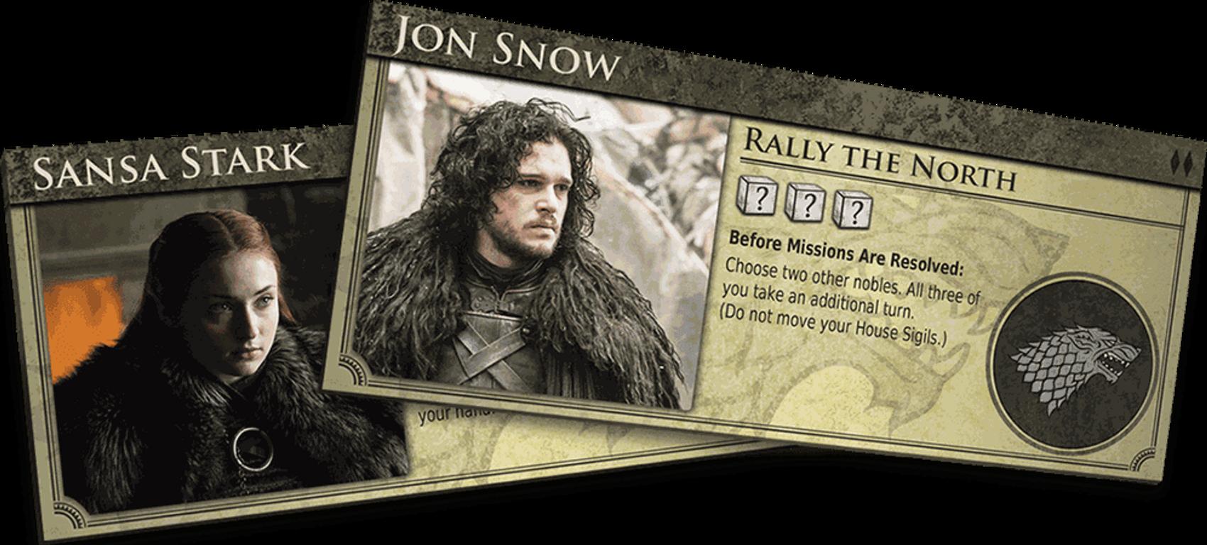 Game of Thrones: Oathbreaker characters