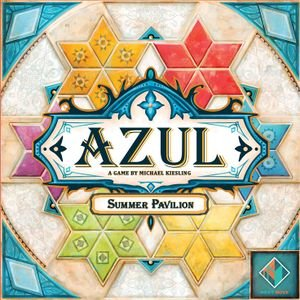 Third game in Azul series announced: Azul: Summer Pavilion