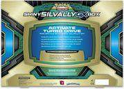 Pokémon TCG: Shiny Silvally-GX Box back of the box