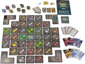Dungeon Hustle components