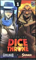Dice Throne: Season Two - Gunslinger v. Samurai