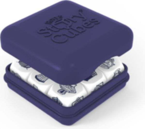 Rory's Story Cubes: Doctor Who box