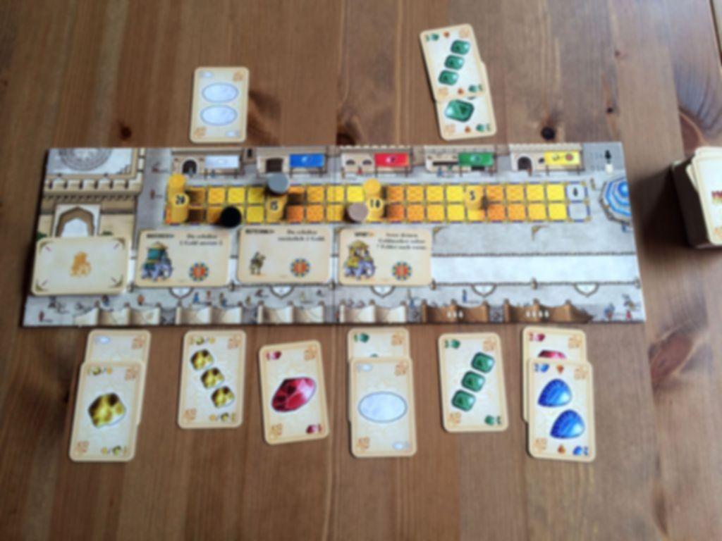 Johari gameplay