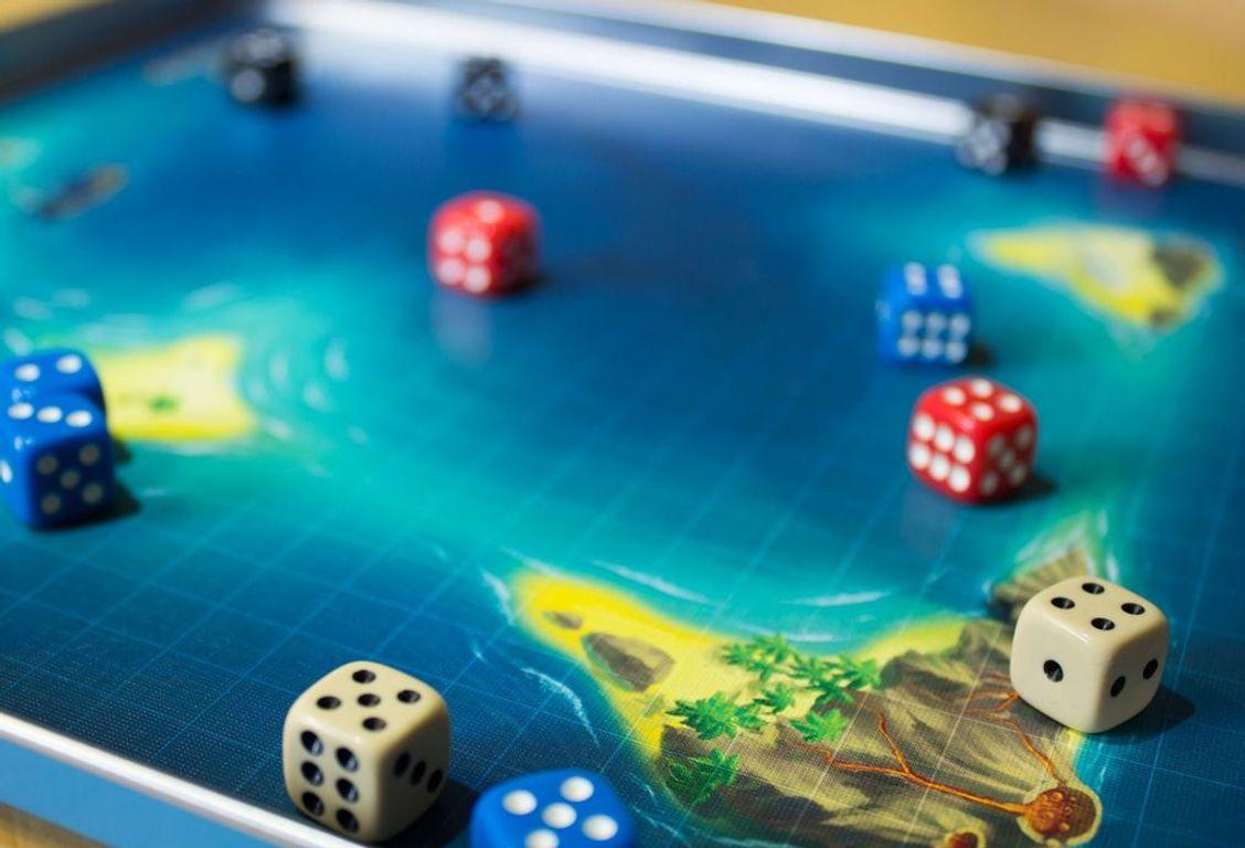 Die Piraten der 7 Weltmeere spielablauf