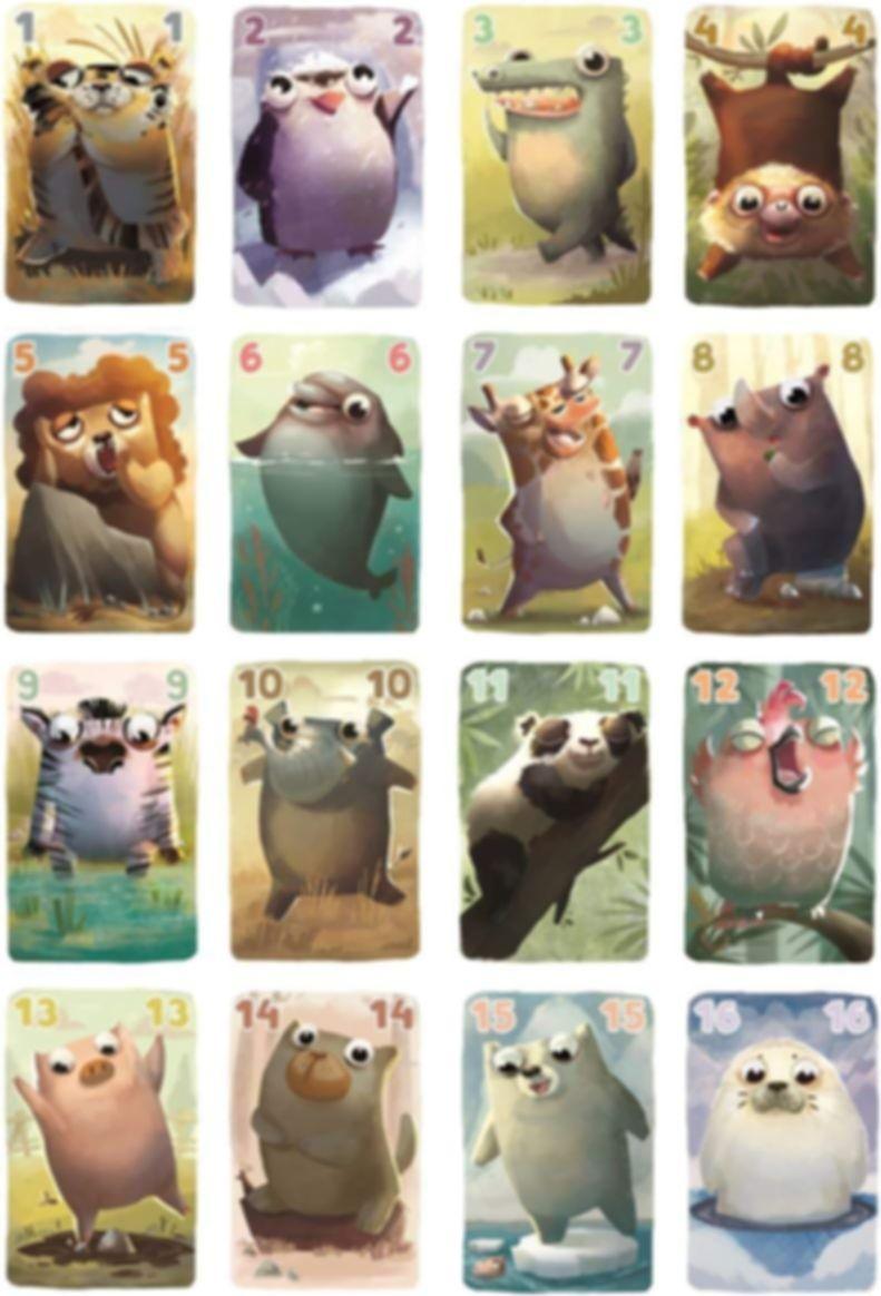 Bye-Bye Black Sheep cards