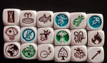 Rory's Story Cubes: Medic dice