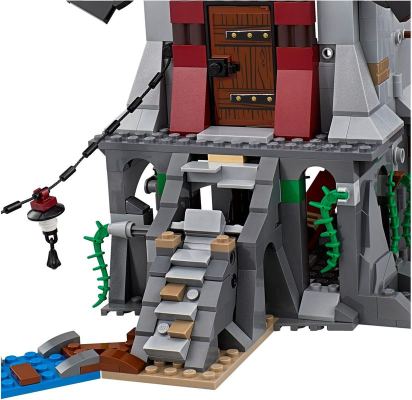 The Lighthouse Siege components
