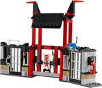 LEGO® Ninjago Kryptarium Prison Breakout components